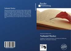 Обложка Nathaniel Mackey