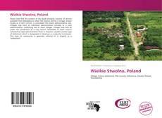 Wielkie Stwolno, Poland kitap kapağı