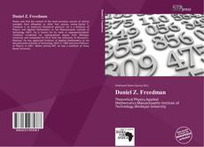 Couverture de Daniel Z. Freedman