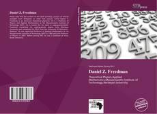 Bookcover of Daniel Z. Freedman