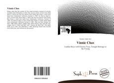 Portada del libro de Vinnie Chas