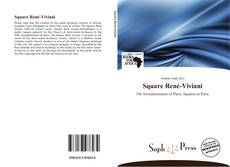 Bookcover of Square René-Viviani