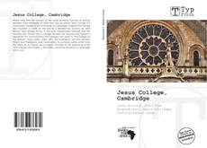 Buchcover von Jesus College, Cambridge