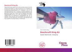 Capa do livro de Beechcraft King Air
