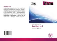 Bookcover of Spiridion Lusi
