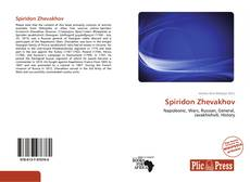 Bookcover of Spiridon Zhevakhov