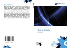 Bookcover of Spiris Striata