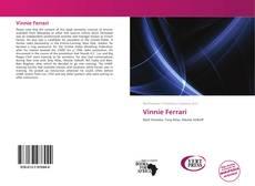 Vinnie Ferrari kitap kapağı