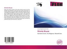 Bookcover of Vinnie Kruse