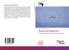 Beechcraft Model 65的封面