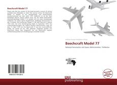 Couverture de Beechcraft Model 77
