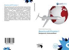 Borítókép a  Beechcraft Premier I - hoz