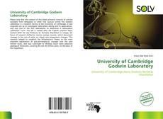 Bookcover of University of Cambridge Godwin Laboratory