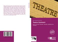Bookcover of Teatro Guimerá
