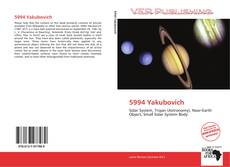 Bookcover of 5994 Yakubovich