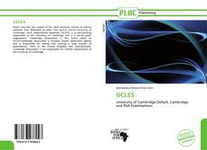 Bookcover of UCLES