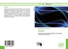 Capa do livro de UCLES