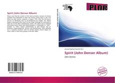 Capa do livro de Spirit (John Denver Album)