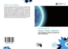 Copertina di Water Tower, Maribor
