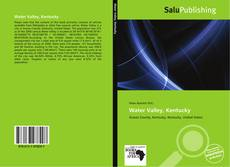 Bookcover of Water Valley, Kentucky