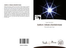 Обложка Andrew Adams (Justizirrtum)