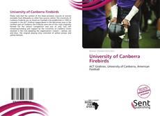 Portada del libro de University of Canberra Firebirds