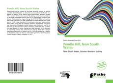 Bookcover of Pendle Hill, New South Wales