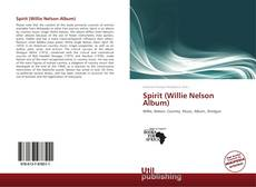 Capa do livro de Spirit (Willie Nelson Album)