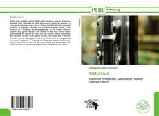 Bookcover of Ostiarius