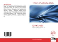 Bookcover of Spirit Airlines