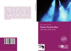 Buchcover von Teatro Puerto Rico