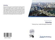 Bookcover of Osterley