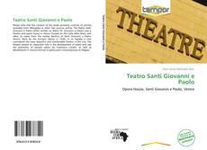 Bookcover of Teatro Santi Giovanni e Paolo