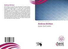 Andrew Britton的封面