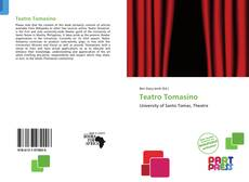 Copertina di Teatro Tomasino