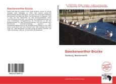 Bookcover of Beeckerwerther Brücke