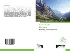 Buchcover von Ostiano