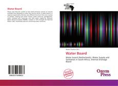Bookcover of Water Board