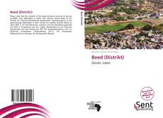 Copertina di Beed (Distrikt)