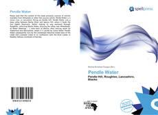 Buchcover von Pendle Water