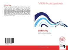 Couverture de Water Boy