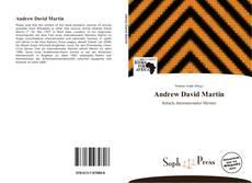 Portada del libro de Andrew David Martin