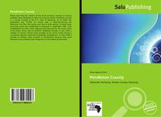 Bookcover of Pendleton County