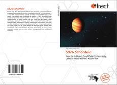 Bookcover of 5926 Schönfeld