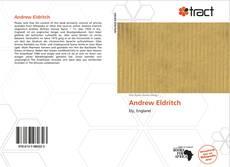 Portada del libro de Andrew Eldritch