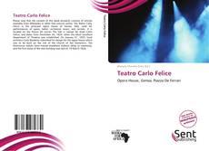 Bookcover of Teatro Carlo Felice