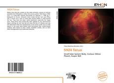 Copertina di 5924 Teruo
