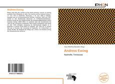 Обложка Andrew Ewing
