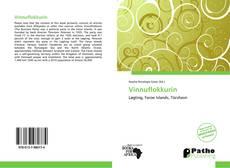 Portada del libro de Vinnuflokkurin