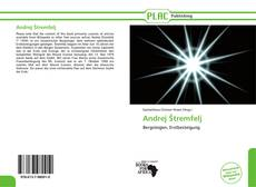 Portada del libro de Andrej Štremfelj